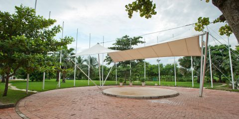 Plazas y Jardines